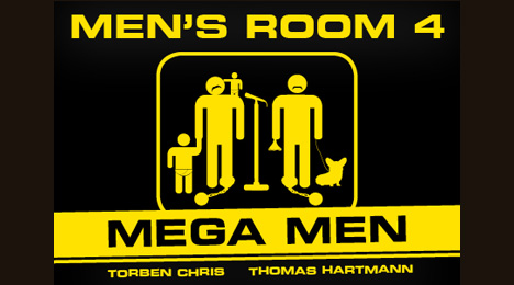 Men's Room 4: Mega Men