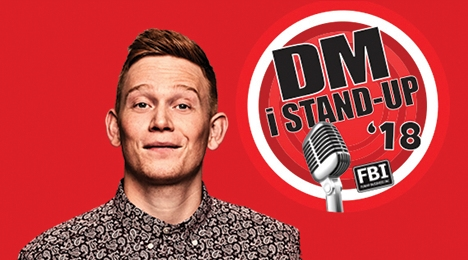 DM i Stand-up 2018