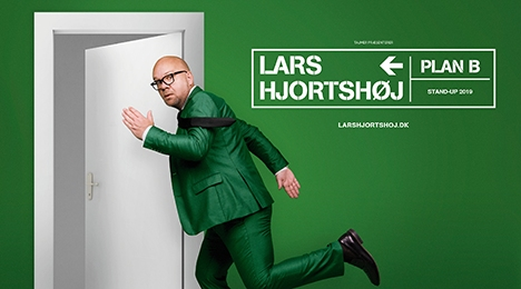 Lars Hjortshøj  PLAN B