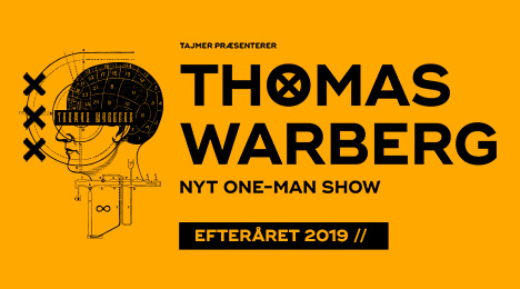 Thomas Warberg - Tour 2019