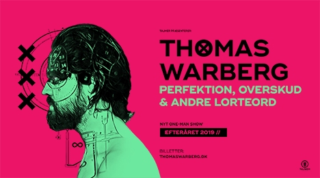 Thomas Warberg- Perfektion......