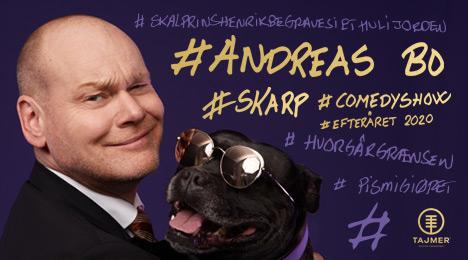 Andreas Bo  #Skarp