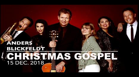 Anders Blichfeldt Christmas Gospel