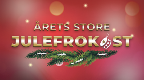 Årets STORE Julefrokost 2019