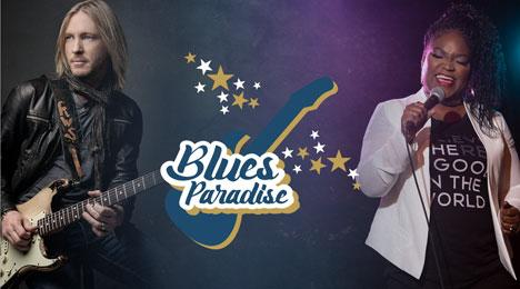 Blues Paradise 2019 - VIP Partout