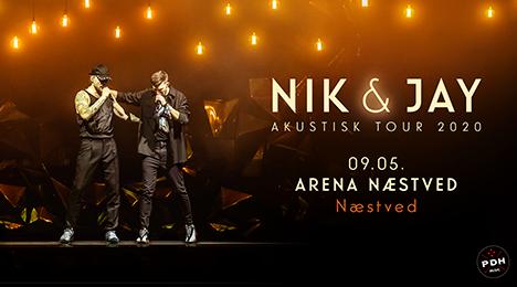 NIK & JAY AKUSTISK TOUR 2020