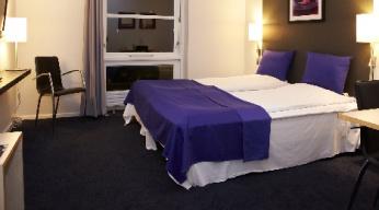Overnat på Hotel Danica