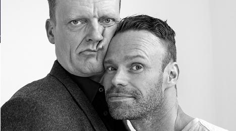 Det Gode Selskab - Mick Ø og Frank