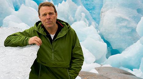 Mikkel og den kolde hvide verden