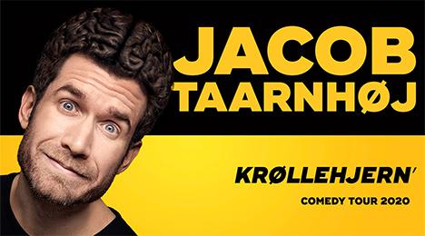 Jacob Taarnhøj KRØLLEHJERN'
