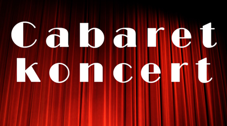Cabaretkoncert