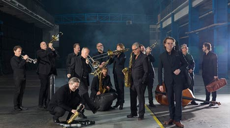 DR Big Band & Sinne Eeg