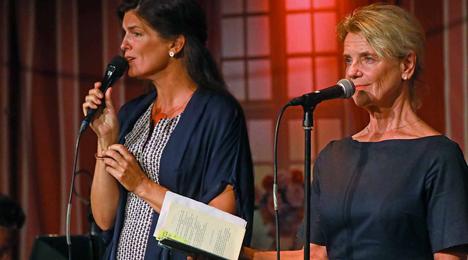 Anna Kruse & Stina Ekblad