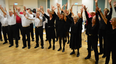 Musikalsk Potpourri Premiere