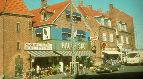 Hørsholm i 1970'erne