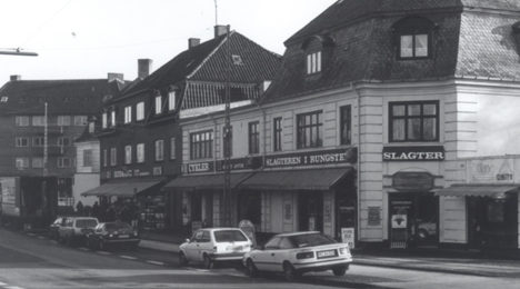 Hørsholm i 1980'erne