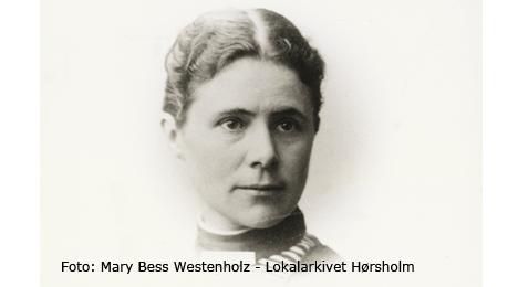 Tre markante kvinder fra Hørsholm-