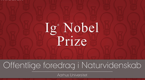 Ig Nobel Prize: first laugh, then