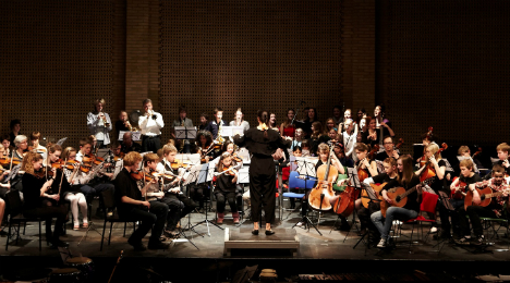 Musikskolekoncert