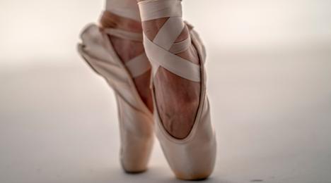 Degas' Little Dancer af Patrice Ba