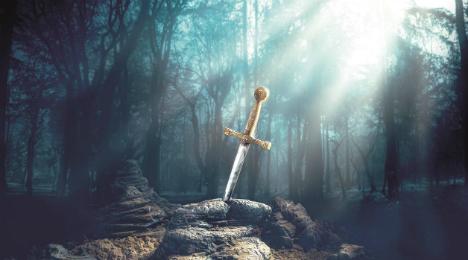 Sværdet i Stenen