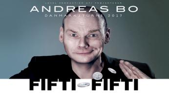 Andreas Bo - Fifti fifti