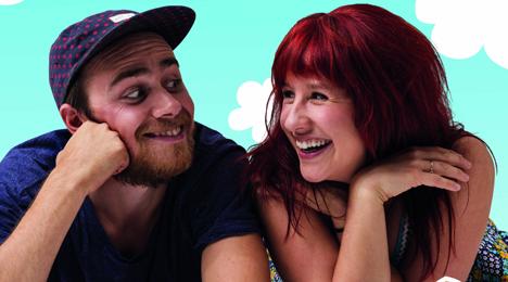 Anders & Katrine & LilleNørd Band