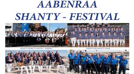 Aabenraa Shanty Festival