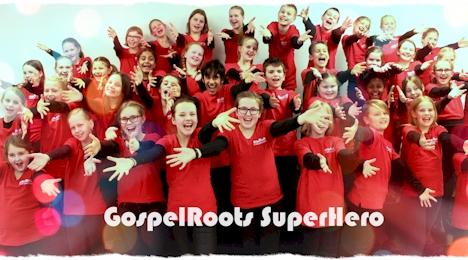 Gospel Roots Super Hero