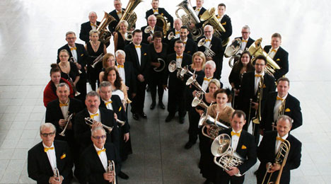 Aabenraa Brass Band Nytårskoncert