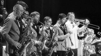 Glenn Miller Orchestra Scandinavia