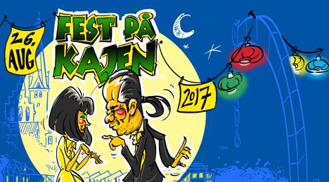 Fest På Kajen 2017