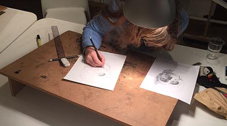 Lær at tegne så det ligner, Sommer