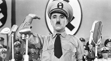 FILM & FOLK: Chaplins Diktatoren