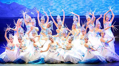 Kinesisk Nytårsshow