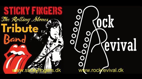 ROCK REVIVAL & STICKY FINGERS