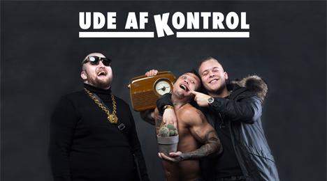 UDE AF KONTROL