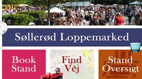 Søllerød Loppemarked 2019