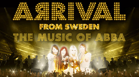 ABBA Arrival from Sweden