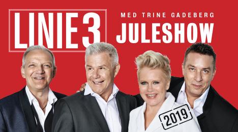 Linie 3 Juleshow 2019