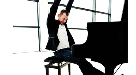 Jacob Nielsen BackstageKlaversalon