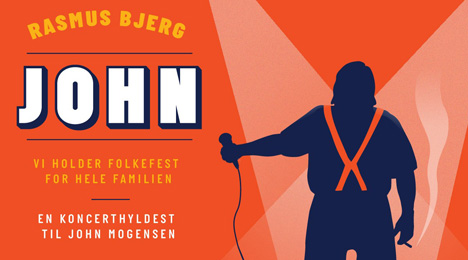 John - hyldest til John Mogensen