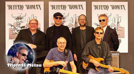 Buffalo Woman Blues Band
