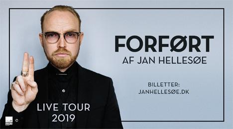 Jan Hellesøe FORFØRT