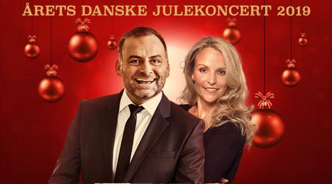 Årets Danske Julekoncert 2019