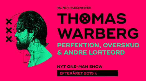 Thomas Warberg 2019