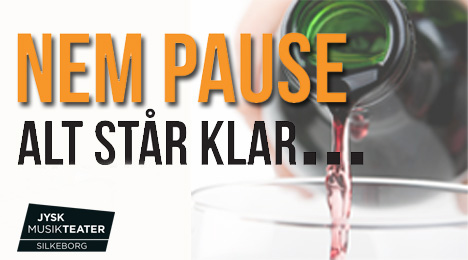Nem Pause - fri bar & snacks 19/20