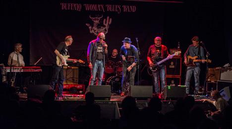 Buffalo Woman Blues Band