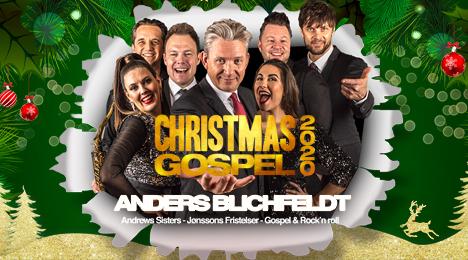 Christmas Gospel Anders Blichfeldt