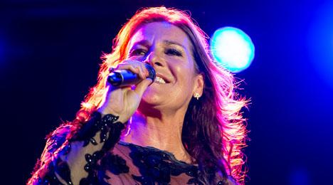 Lis Sørensen m. band